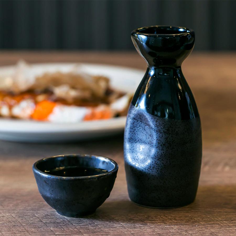 鉄心の日本酒